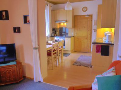 View to the Kitchen
